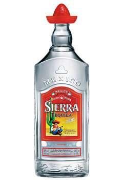 Zvětšit fotografii - Tequila Sierra silver 1L 38% A - Global Spirits